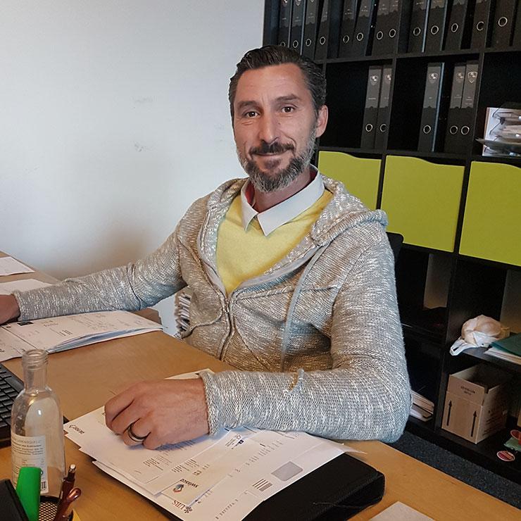 Moreno Plozza, Verwaltungsratspräsident The Golfer's